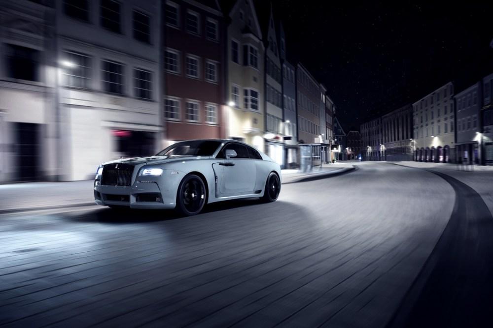 Spofec Overdose Rolls Royce Wraith (19)