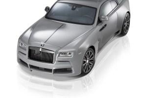 Spofec Overdose Rolls Royce Wraith (2)