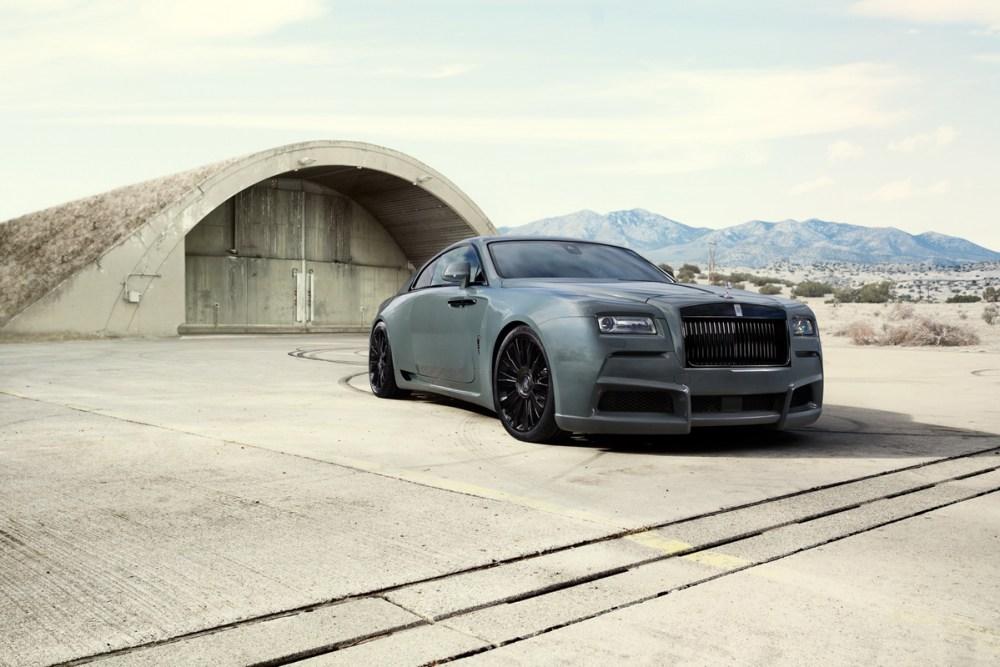 Spofec Overdose Rolls Royce Wraith (23)