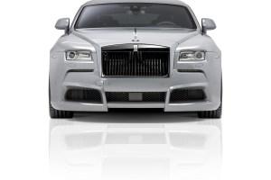Spofec Overdose Rolls Royce Wraith (6)