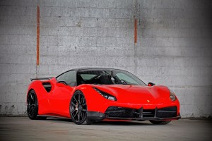 VOS Performance Project 9x Ferrari 488 GTB