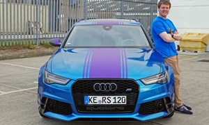 Gumball 3000 ABT RS6 1 of 12 with Shmee150