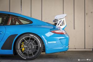 911 GT3 with Vorsteiner V-FF 101 Wheels