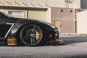 Nissan GT-R Brixton Forged R25 Monaco Series Forged Wheels