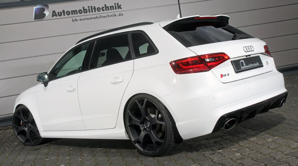 B&B Automobiltechnik Audi RS3