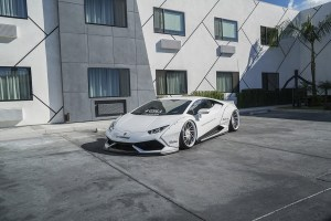 Liberty Walk Lamborghini Huracan Widebody Kit