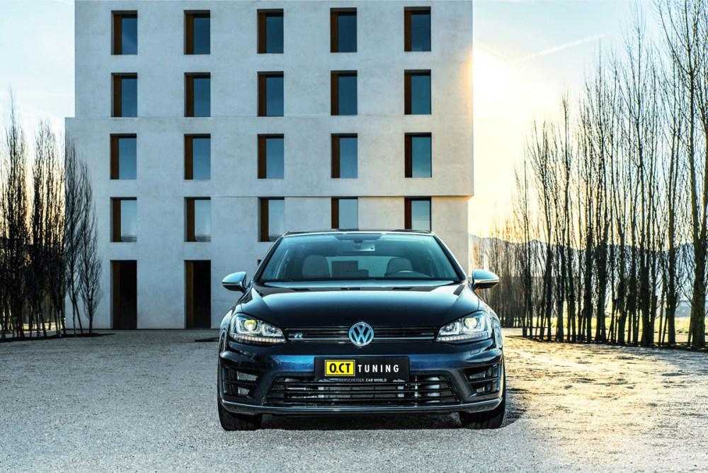 O.CT Tuning Volkswagen Golf R