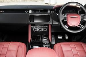 Project Kahn Range Rover Autobiography Pace Car