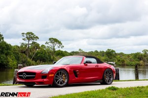 RENNtech Mercedes-Benz SLS AMG Final Edition Roadster