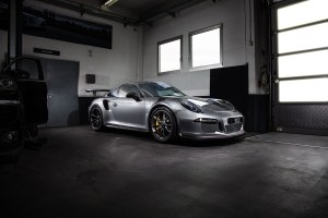 TechArt Porsche 911 GT3 RS Carbon Fiber Aerokit
