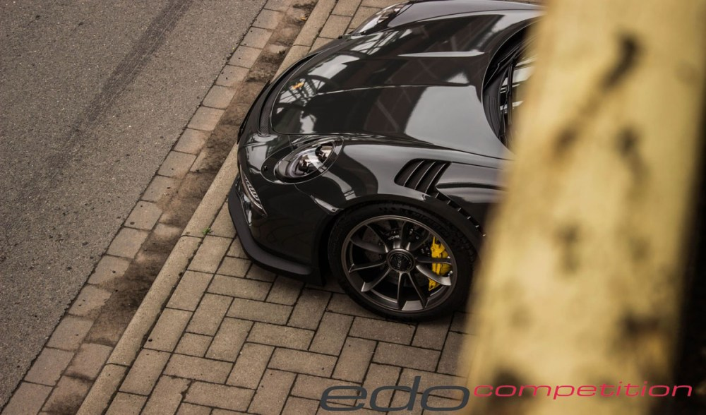 edo competition Porsche 911 GT3 RS Carbon Sport package