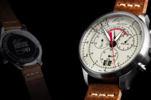 Project Kahn Limited Edition Driver's Chronograph
