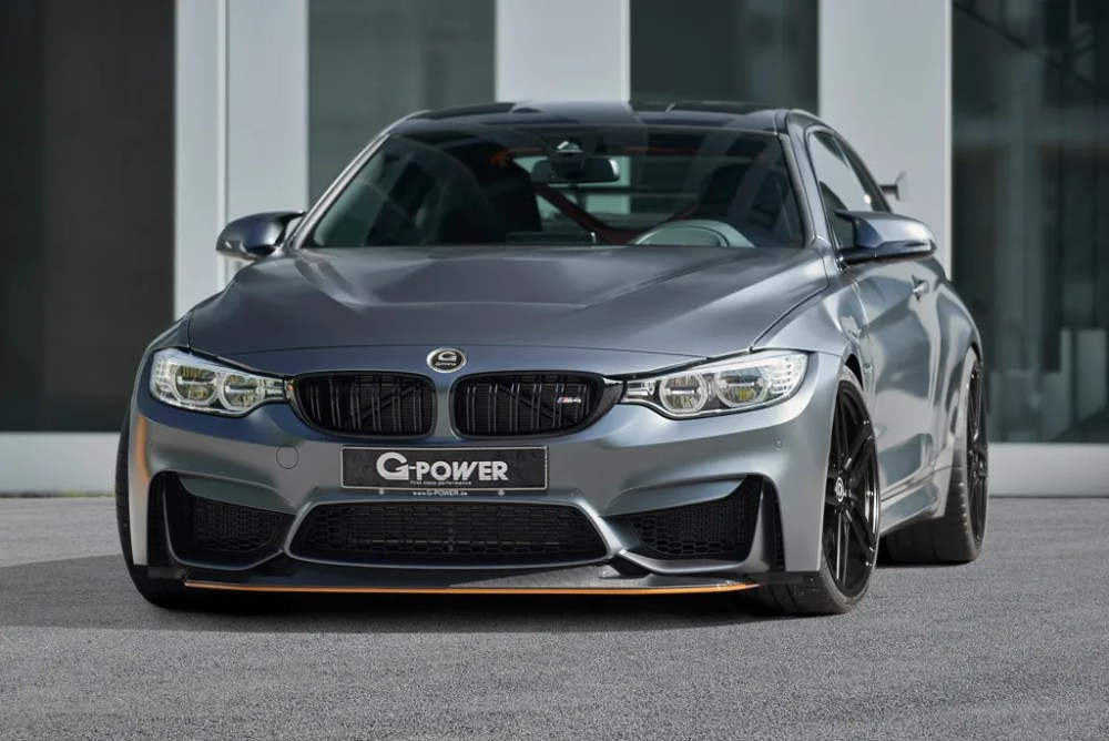 G-Power BMW M4 GTS