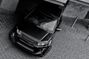 Project Kahn 2016 Range Rover Evoque 2.0 Si4 HSE Dynamic 5DR Luxury Edition