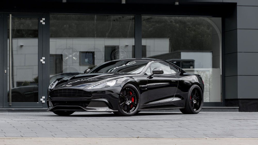 WheelsandMore Shows Off Its British Pride With Aston Martin