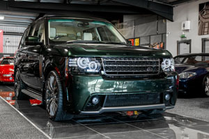 Project Kahn Westminster Edition