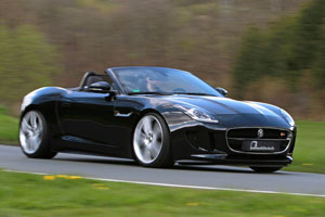 B&B Jaguar F-Type