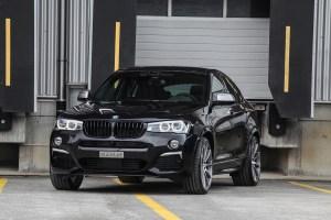 Daehler BMW X4 M40i