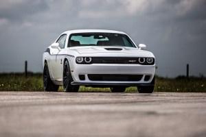 Hennessey Performance HPE850 Dodge Challenger SRT Hellcat