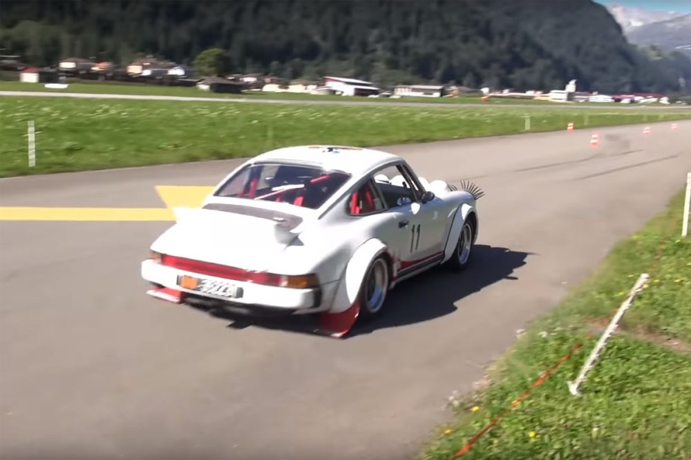 1982 Porsche 911 SC Exhaust Note