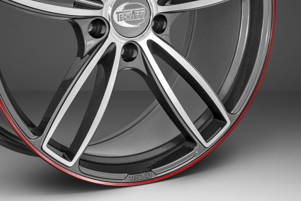 TechArt Formula IV alloy wheels
