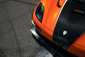 Koenigsegg at Monterey Car Week