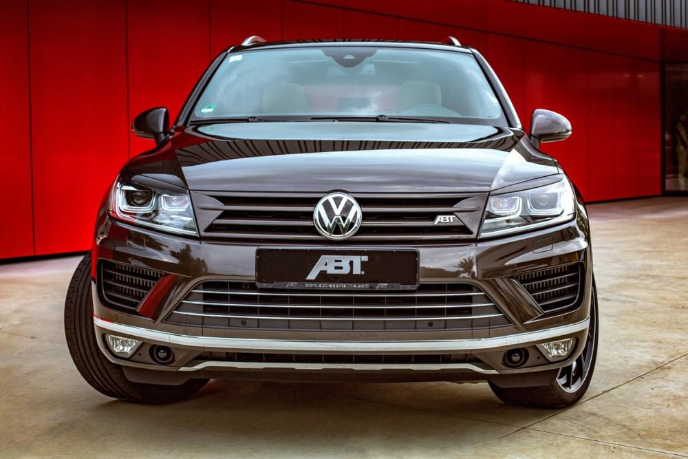 ABT Sportsline Volkswagen Touareg TDI