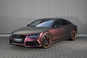 PP-Performance Audi RS 7 Sparkling Berry