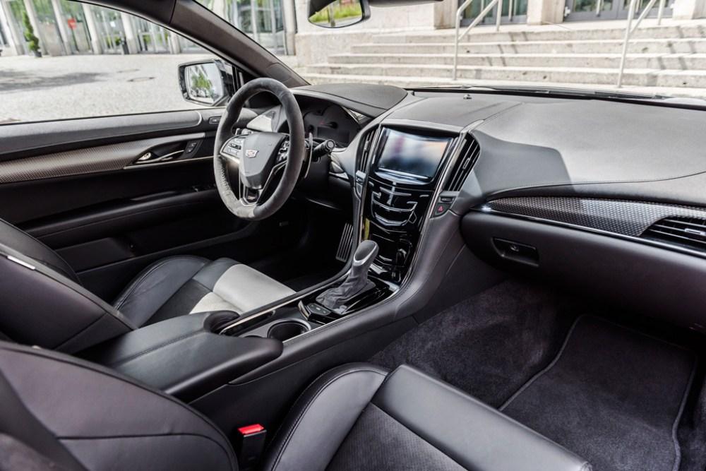 GeigerCars Cadillac ATS-V