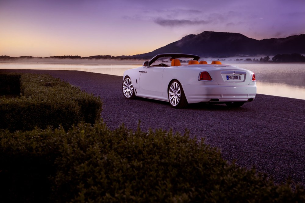 Spofec Rolls Royce Dawn