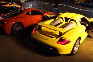 Here's Over 5 Minutes of Super Cars Starting up Just for You!