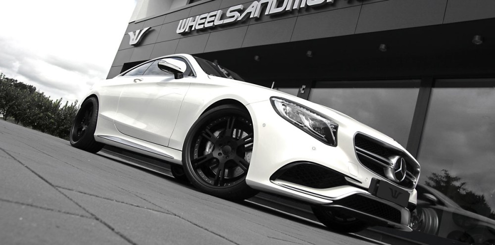 WheelsandMore Mercedes-AMG S63 Coupe