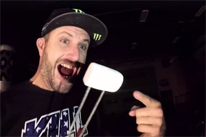 Ken Block Marshmallows