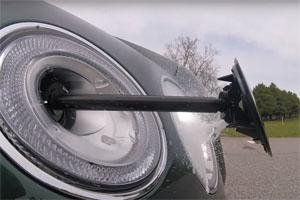 Bentley Bentayga Headlight Washer