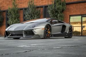 Vorsteiner Lamborghini Aventador Zaragoza Edizione