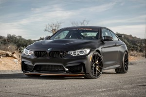 BMW M4 GTS with Vorsteiner VSE-101 Forged Wheels