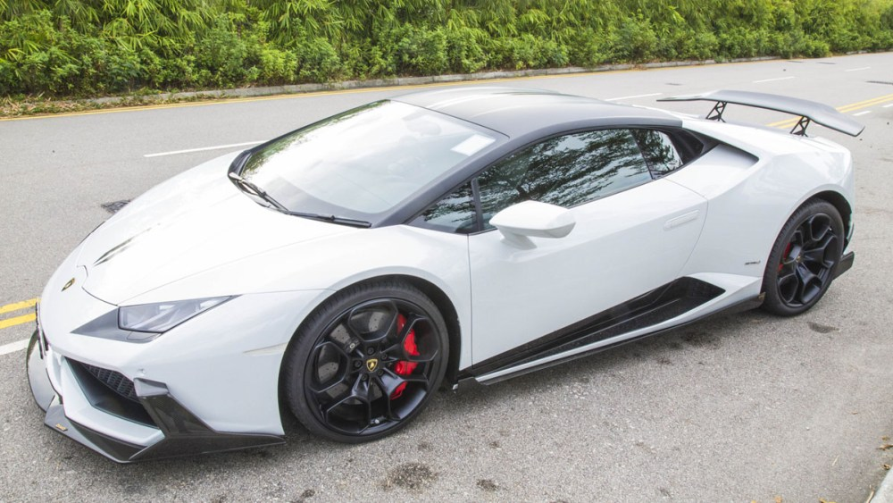 DMC Exotic Car Tuning Lamborghini Huracan LP 610-4