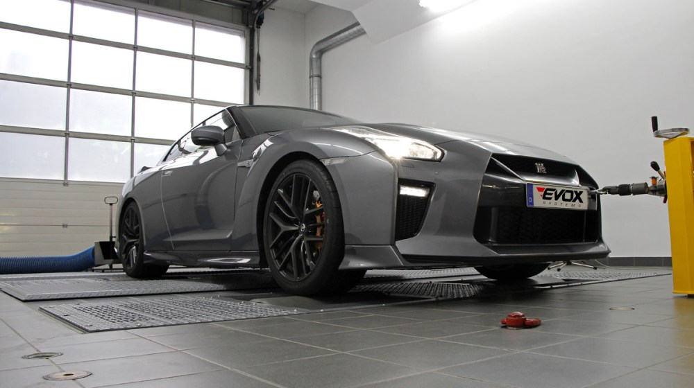 Alpha-N Performance Nissan GT-R