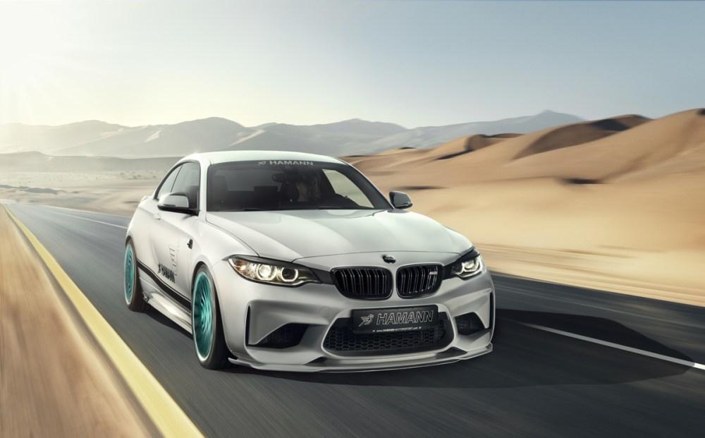 Hamann Motorsport BMW M2