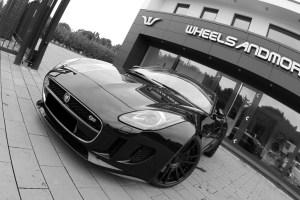 WheelsandMore Jaguar F-Type S 4.2
