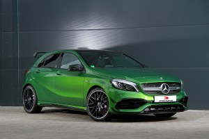 Speed-Buster A45 AMG