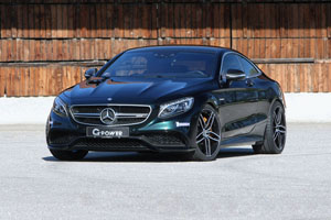 G-Power S63 Coupe