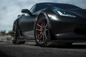 Chevrolet Corvette Z06 Brixton Forged Wheels