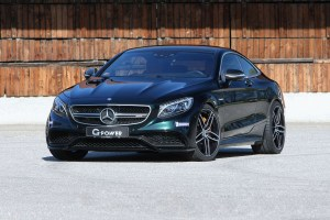 G-Power Mercedes-AMG S63