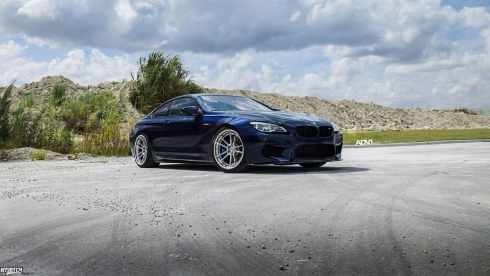 @M6Jay BMW M6 with ADV5.2 Track Spec CS Wheels and Vorstiener Aerodynamics