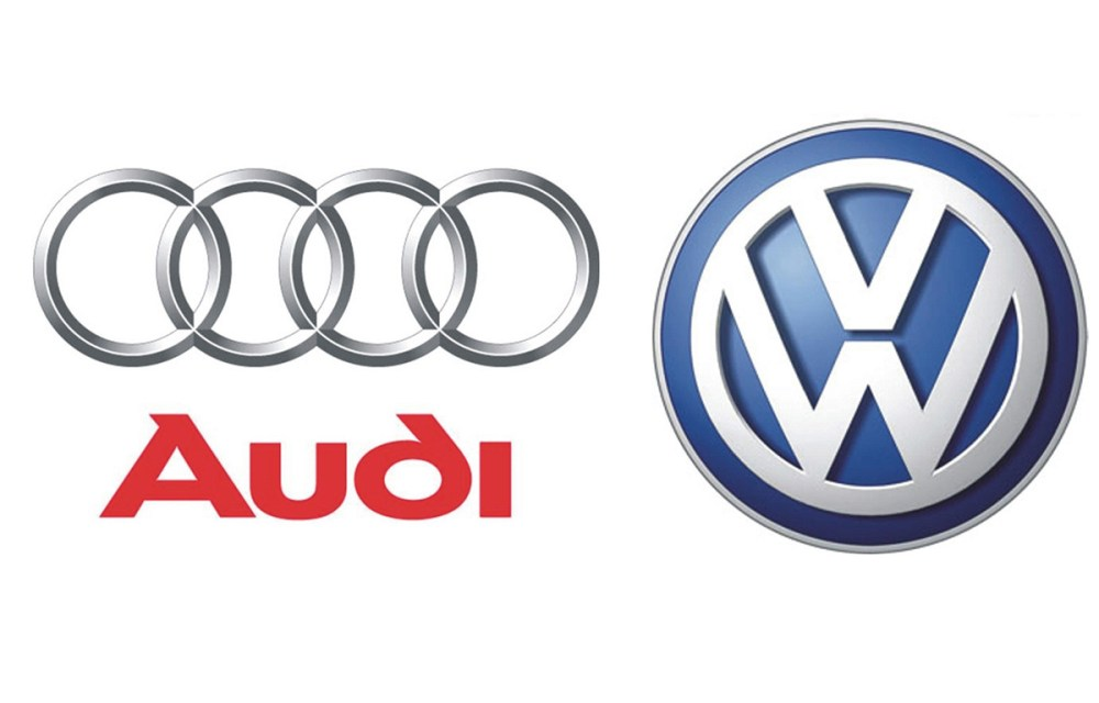 Audi and Volkswagen