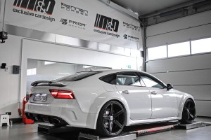 M&D Exclusive Cardesign Audi S7 MD700