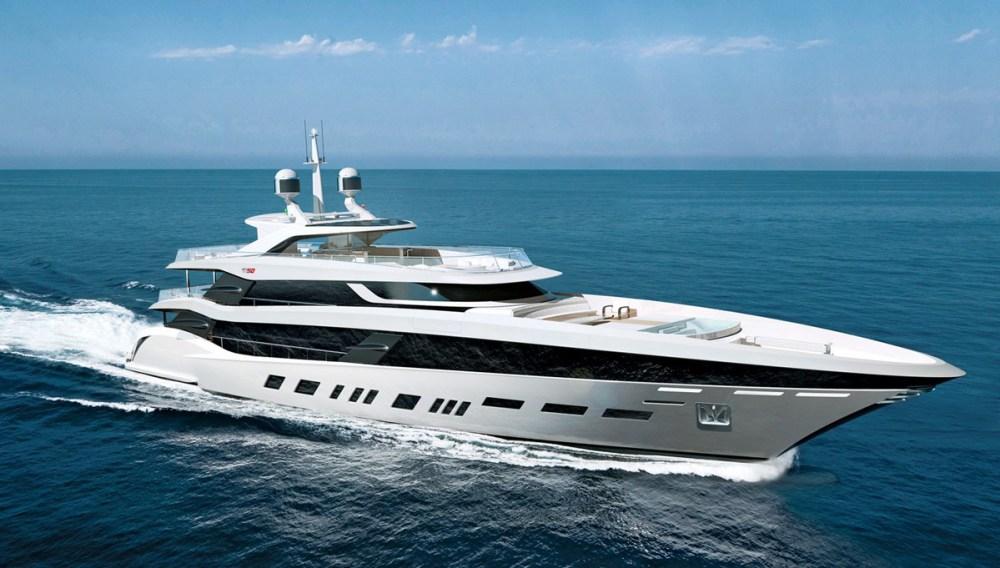 Custom Yacht