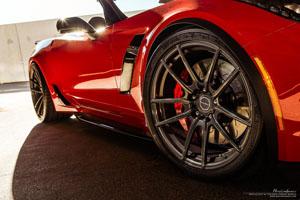 Corvette Z06 Brixton Forged Wheels