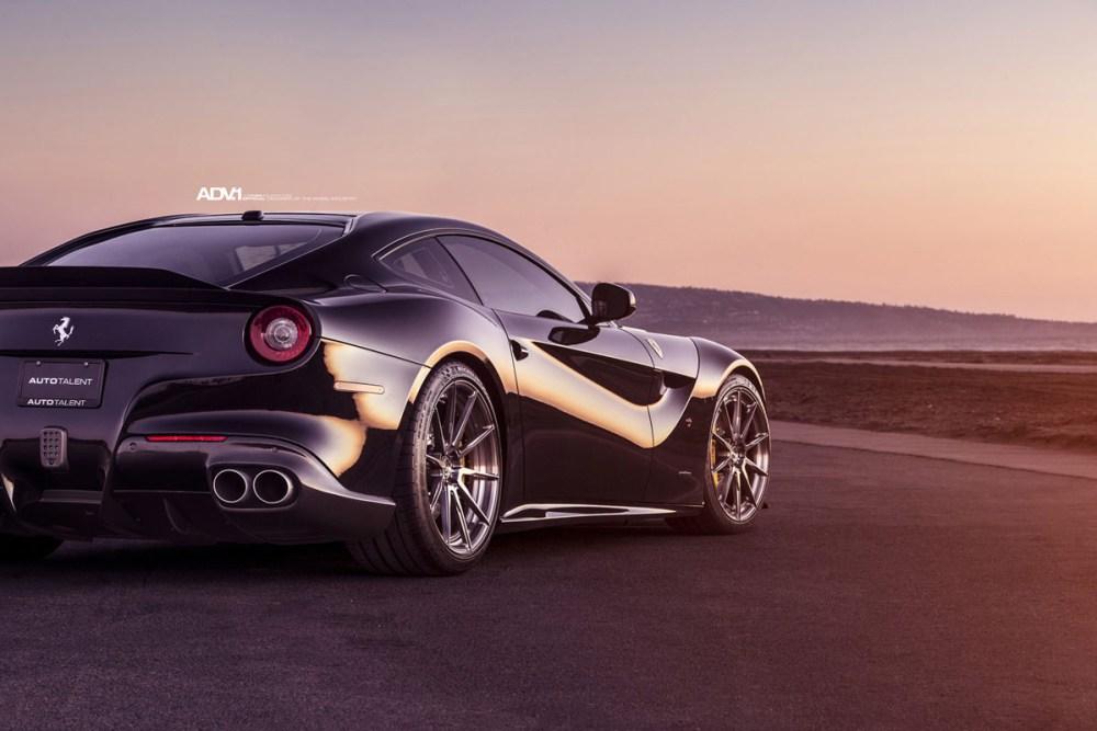 Ferrari F12Berlinetta ADV10 M.V2 CS Series Wheels